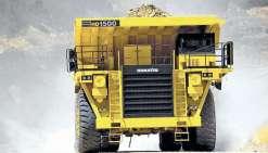 Un dumper de 150 tonnes chez Vale, conduit par les femmes