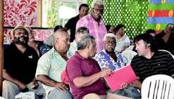 Le FLNKS veut un diagnostic de la décolonisation