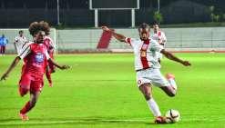 Bryan Ausu offre la victoire à Gaïtcha