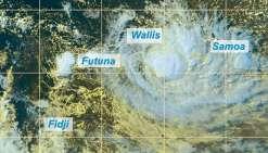 Tempête Ella : Futuna en alerte 2