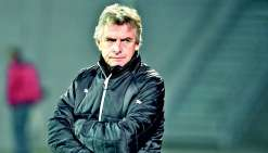 Christian Gourcuff quitte Rennes