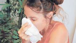 Grippe et dermatite sont de retour