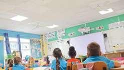 200millions pour rafraîchir les salles de classe