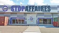 La première enseigne va ouvrir au centre commercial de Baco