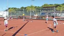 Des vacances sur les courts de tennis