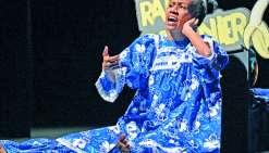 Wanamat Show 2 au complexe culturel