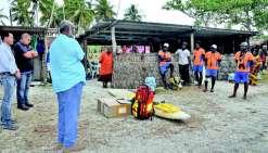 Les surveillants de la plage de Yedjele mieux équipés