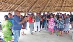 Lifou part fêter les 50 ans de l'AS Wetr à Dumbéa