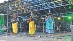 Nouvelle édition d'un café-concert au centre culturel de Maré