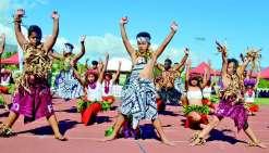 Plus de 300 jeunes de tout le Caillou réunis autour du sport et de la culture