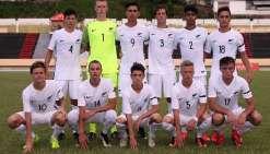 Mondial U17 : La Nouvelle-Zélande et Fidji remportent leur deuxième match