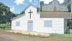 La chapelle des Américains est rénovée