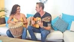 Ethnic music espoir s'installe à Robinson