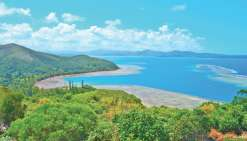 Les risques environnementaux étudiés à la loupe à l'île Ouen