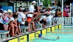 Les nageurs calédoniens ont lancé leur saison