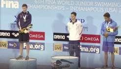 Maxime Grousset devient vice-champion du monde
