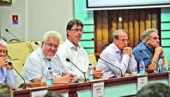 L'UCF quitte les  discussions sur l'avenir