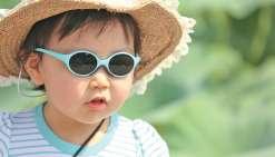 Lunettes de soleil : pour tous à tout âge