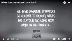 La valise mystère primée au salon Voyage en Multimédia