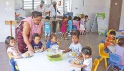 À Nouméa, les inscriptions pour la cantine et la garderie scolaire sont ouvertes