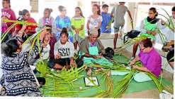 La culture nengone présentée à Nouméa