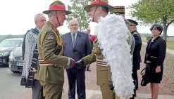 La Somme rend hommage aux Kiwis