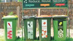 Faire du tri dans la gestion des déchets