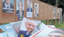 Election présidentielle : «Il y a moins de passion»