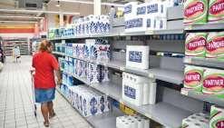 Il n'y aura pas de pénurie de papier-toilette