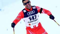 En pagne à Rio, Taufatofua sera à skis à Pyeongchang