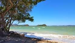 Dumbéa : la plage de Nouré également interdite à la baignade