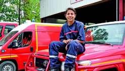 Une semaine chez les sapeurs-pompiers