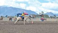 La Foire, les chevaux et la miss