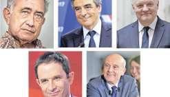 Présidentielle : les lauréats des parrainages calédoniens