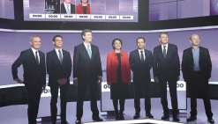 Les temps forts du troisième débat de la primaire PS