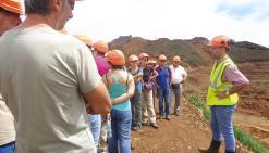 La mine du Plateau se visite