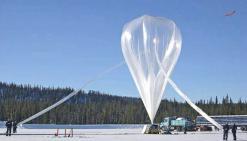 Des ballons français pour étudier le ciel du Sud