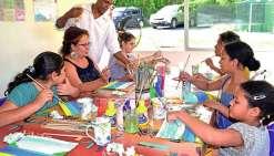 Le plein d'activités sportives et artistiques au Mont-Dore