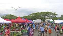 Le grand marché a fait le plein de visiteurs