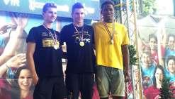 Janin champion de France chez les cadets