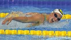 Lara Grangeon rate son entrée aux Jeux olympiques