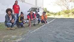 Le chantier de socialisation a pris fin hier à Katiramona