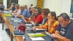 Le budget supplémentaire voté à l'unanimité
