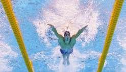 Michael Phelps n'en finit plus de construire sa légende
