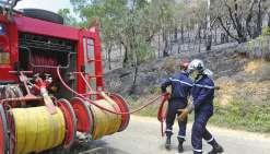 Formation améliorée pour les pompiers volontaires