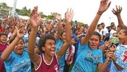 L'or fidjien, victoire pour toute l'Océanie