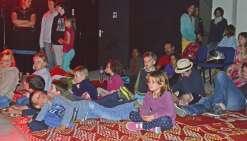 La soirée contes de la FOL fait  le bonheur des enfants