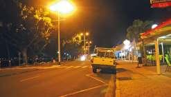 C'est à la fermeture des derniers établissements de nuit que le couple  a traversé la route, sans voir débouler le véhicule.
