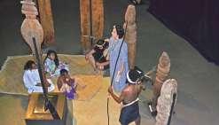 Le musée revisite l'histoire de la Calédonie