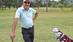 Les anciens à l'honneur au golf de La Ouenghi